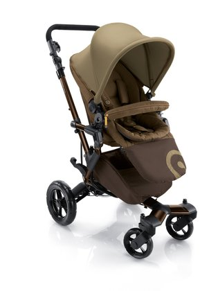 Concord NEO Buggy 伞车 Brown 2013 - 大图像