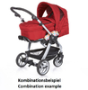 Teutonia Pushchair Cosmo Made for You 4800_Gala Black 2013 - 大图像 3