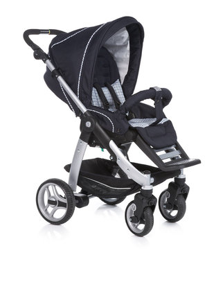 Teutonia Pushchair Cosmo Cool & Classic 4900_Blue Marine 2013 - 大图像