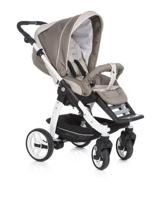 Teutonia Pushchair Cosmo Cool & Classic 4925_Desert Grey 2013 - 大图像