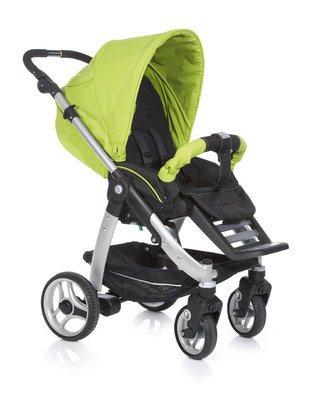 Teutonia Pushchair Cosmo Active & Dynamic 4960_Fresh Green 2013 - 大图像