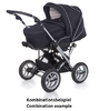 Teutonia Pushchair Mistral P Chic & Smart 4945_St. Tropez 2013 - 大图像 2