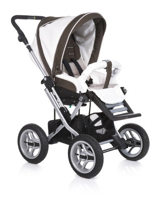 Teutonia Pushchair Mistral P Chic & Smart 4945_St. Tropez 2013 - 大图像
