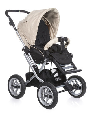 Teutonia Pushchair Mistral P Active & Dynamic 4965_Pure Nature 2013 - 大图像