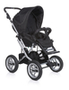Teutonia Pushchair Mistral P Active & Dynamic 4970_Black Motion 2013 - 大图像 1