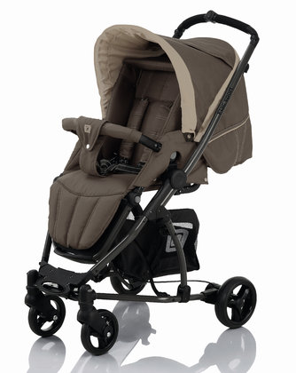 Babywelt Moon pushchair Flac Sport Mud & Sand 2013 - 大图像
