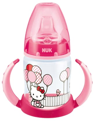 NUK Hello Kitty First Choice Trinklernflasche 2014 - 大图像
