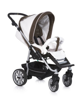Teutonia Pushchair Fun System Chic & Smart 4945_St. Tropez 2013 - 大图像