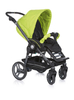 Teutonia BeYou! Active & Dynamic + carrycot Comfort Plus 4960_Fresh Green 2013 - 大图像 1