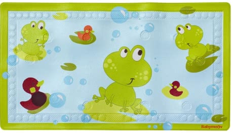 Frog bathmat with integrated thermometer 2016 - 大图像