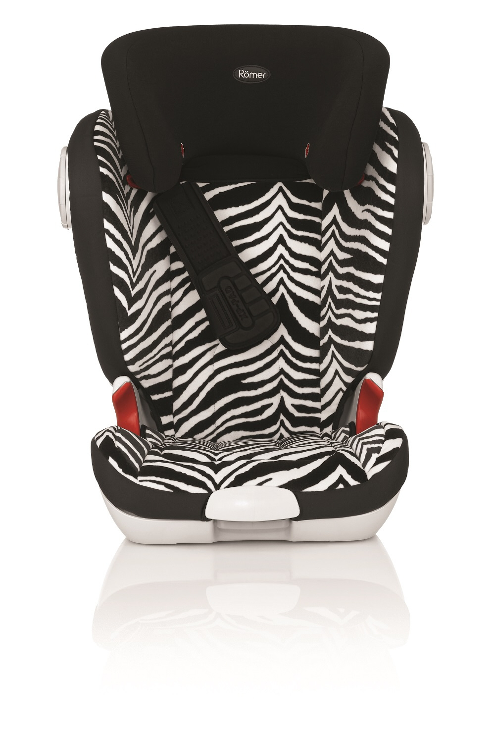 britax r mer kidfix xp sict 2015 smart zebra. Black Bedroom Furniture Sets. Home Design Ideas