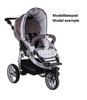 Teutonia push chair Spirit S3 5020_5045_Lots of Dots 2014 - 大图像 2