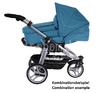 Teutonia push chair Spirit S3 5020_5045_Lots of Dots 2014 - 大图像 3