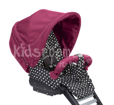 Teutonia push chair Spirit S3 5020_5045_Lots of Dots 2014 - 大图像