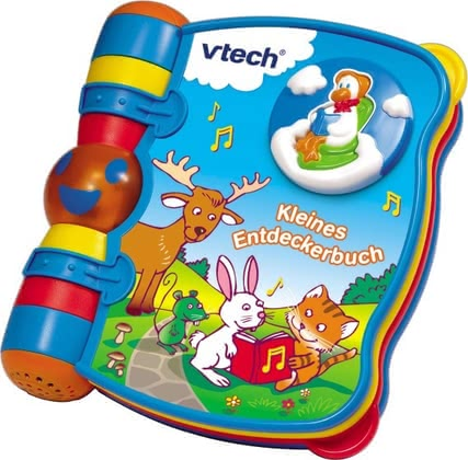 VTech Small explorers book - 大图像