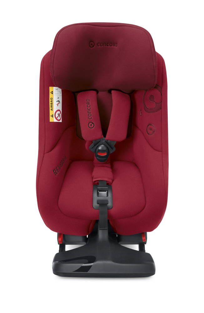 concord reverso isofix 2015 ruby red. Black Bedroom Furniture Sets. Home Design Ideas