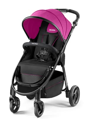 Recaro Pushchair Citylife Pink 2020 - 大图像