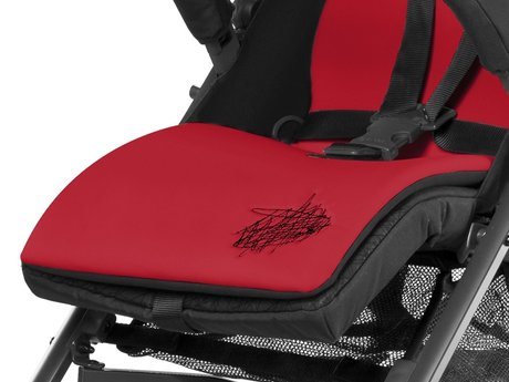 Cybex Seat Liner Hot & Spicy - red 2016 - 大图像
