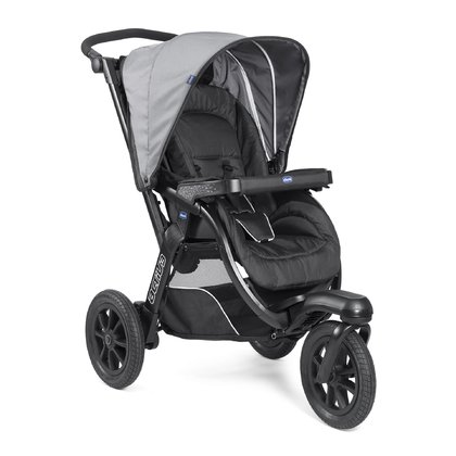Chicco Pushchair Activ 3 TOP Dark Grey 2017 - 大图像