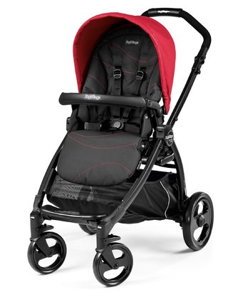Peg-Perego stroller Book Plus Sportivo Bloom Red 2017 - 大图像