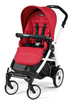 Peg-Perego Book 51 Sportivo – Weiß Mod Red 2016 - 大图像