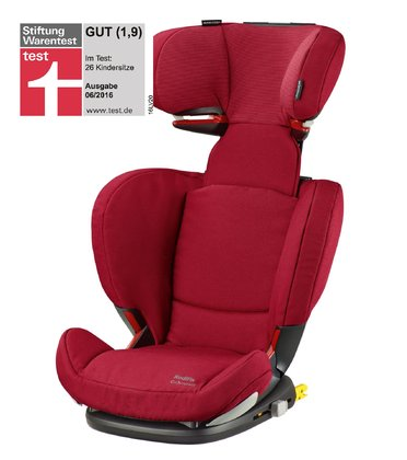 Maxi-Cosi RodiFix Air Protect® 儿童汽车安全座椅 Robin red 2017 - 大图像