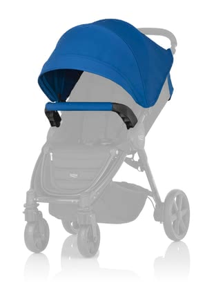 BRITAX RÖMER 宝得适童车组合包配件Canopy Pack 适用于悦途B-AGILE Plus和B-MOTION Plus童车 - 配件可搭配型号B-AGILE Plus & B-MOTION Plus推车,