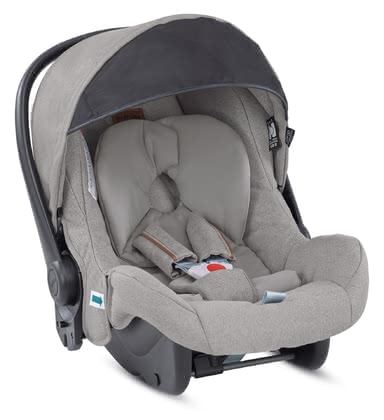 Inglesina Infant Car Seat Huggy Multifix Derby Grey 2019 - 大图像