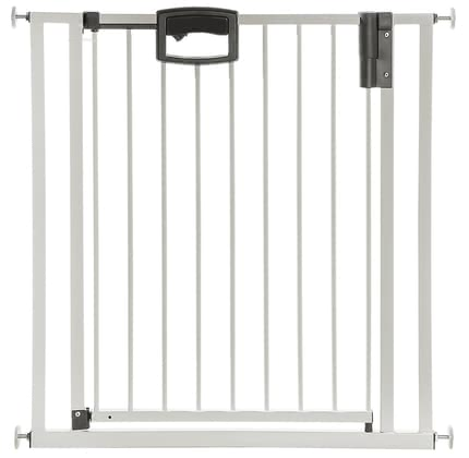 Geuther Door gate Easylock, white 2017 - 大图像