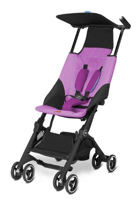 gb by Cybex Buggy Pockit伞车轻便推车 Posh Pink 2017 - 大图像
