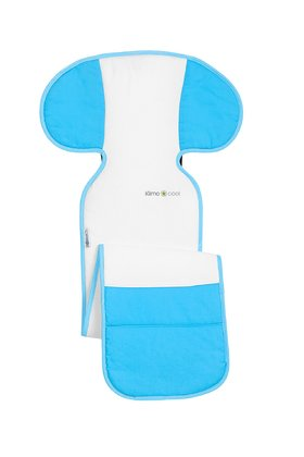 Odenwälder Babynest cool pad for all adjustable car seats aqua 2016 - 大图像