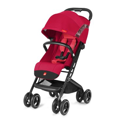 gb by Cybex Buggy Qbit+ 伞车儿童推车 Cherry Red - red 2018 - 大图像