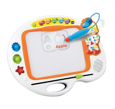 Vtech ABC Write and Draw Learning Board - *