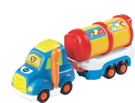 Vtech – road tanker with trailer 2017 - 大图像