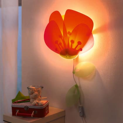 Haba night light poppy flower 2017 - 大图像