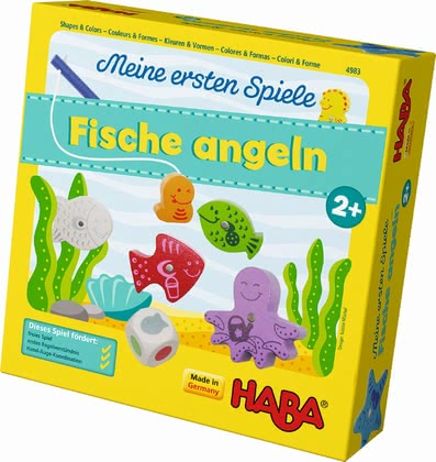 HABA My First Games – Here, Fishy, Fishy - 大图像
