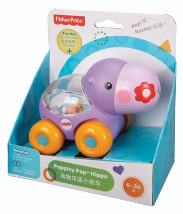 Fisher-Price Poppity Pop racing fun animals 2017 - 大图像