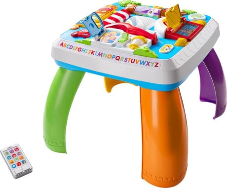 Fisher-Price educational fun gaming table 2016 - 大图像