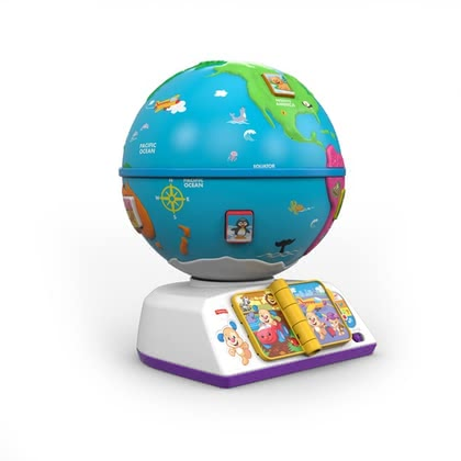 Fisher-Price educational fun globe 2016 - 大图像
