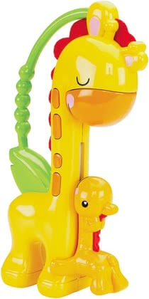Fisher-Price giraffe mama and baby 2017 - 大图像