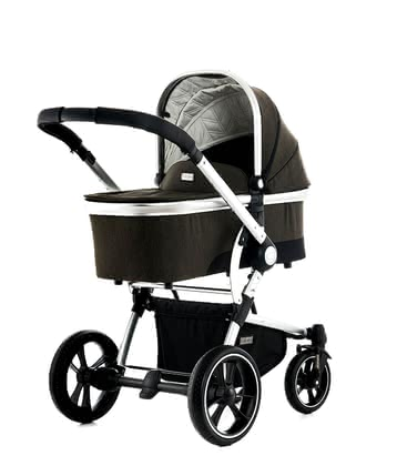 Moon multi-functional stroller Cool with aluminium carrycot - *