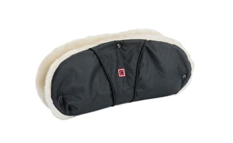 Moon Handmuff with fur insert - *