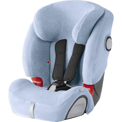 Britax Römer Summer Cover for Evolva 1-2-3 SL SICT Blue - 大图像