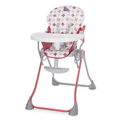 Chicco highchair Pocket Meal Red 2017 - 大图像