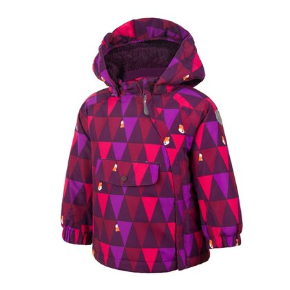 Color Kids RAIDONI Padded Jacket with Plush Fabric - *