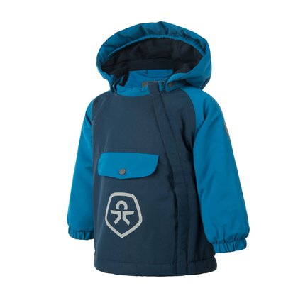 Color Kids winter jacket RAIDO Turkish Tile 2016 - 大图像
