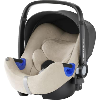 Britax Römer Summer Cover for Baby-Safe i-Size Beige - 大图像