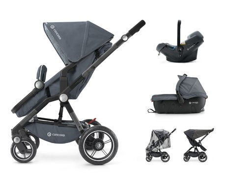 Concord CAMINO Travel-Set Steel Grey 2018 - 大图像