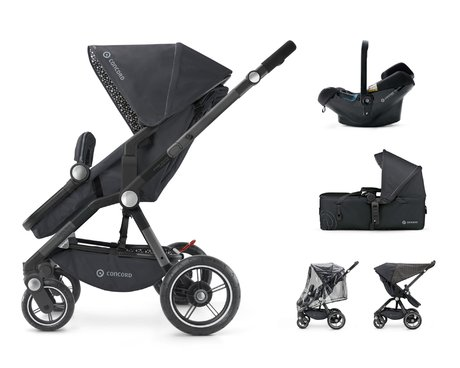 Concord CAMINO Mobility-Set Cosmic Black 2018 - 大图像