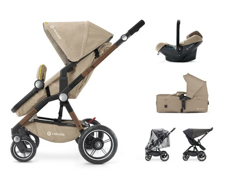 Concord CAMINO Mobility-Set Powder Beige 2018 - 大图像